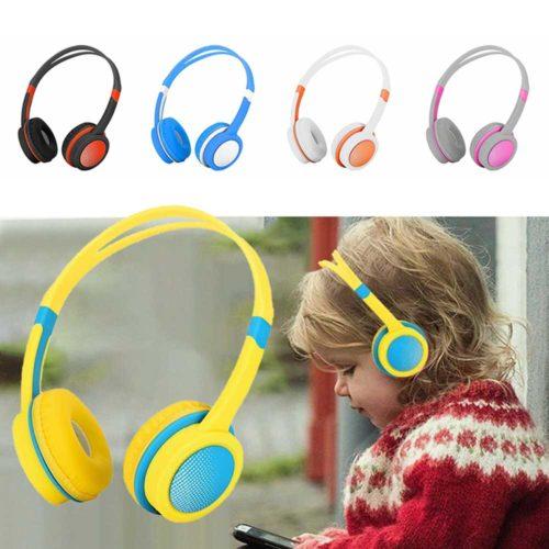 Kid's Headphones Adjustable Headband
