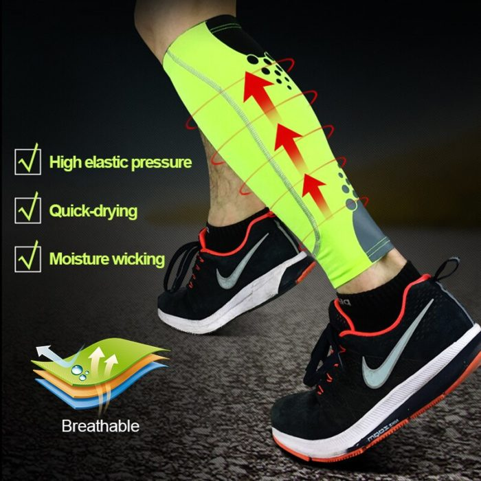 Calf Compression Sleeve Lower Leg Guard