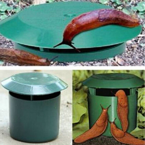 Slug Trap Garden Pest Catcher
