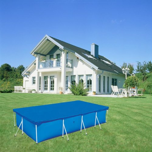 Metal Frame Pool with Cloth Cover