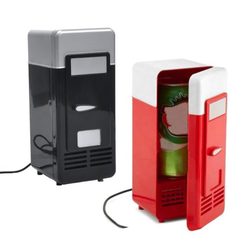 USB Fridge Portable Drink Cooler