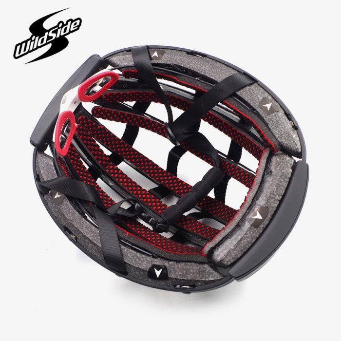Foldable Helmet Bike Head Protection