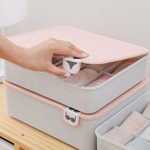 Dresser Organizer Underwear Storage Box