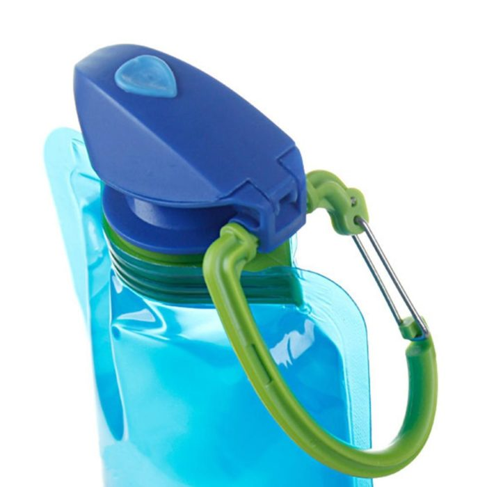 Water Pouch 700ml Water Container