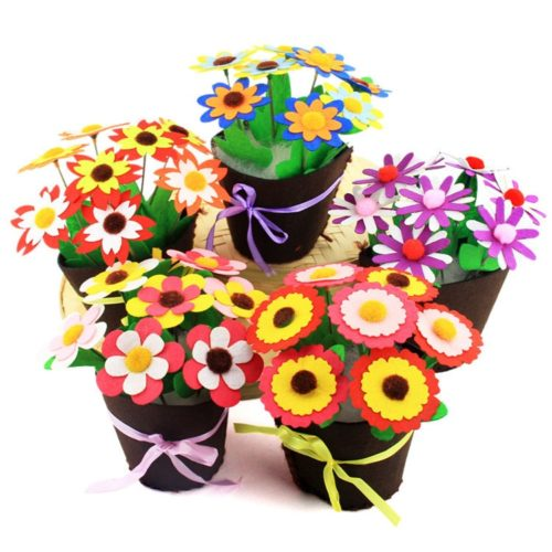 Flower Craft for Kids DIY Activity