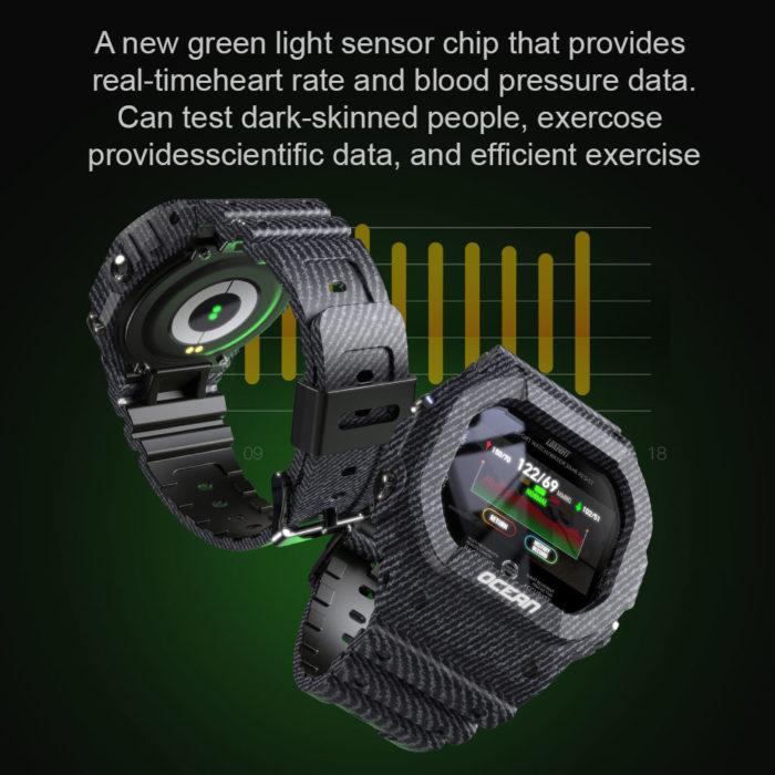 Fitness Tracker Watch Smart Device