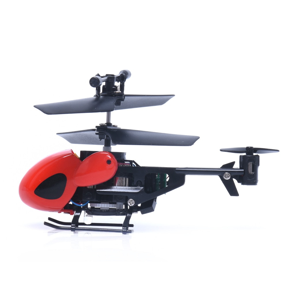 Mini Remote Control Helicopter Pocket Size Life Changing Products