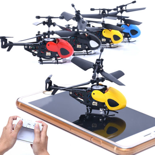 Mini Remote Control Helicopter Pocket Size