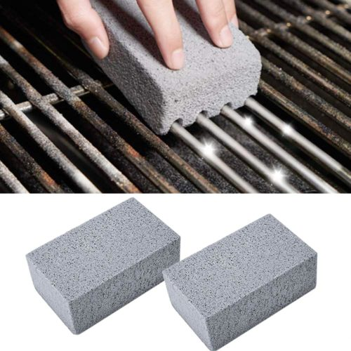 BBQ Grill Cleaner Scrubbing Stone