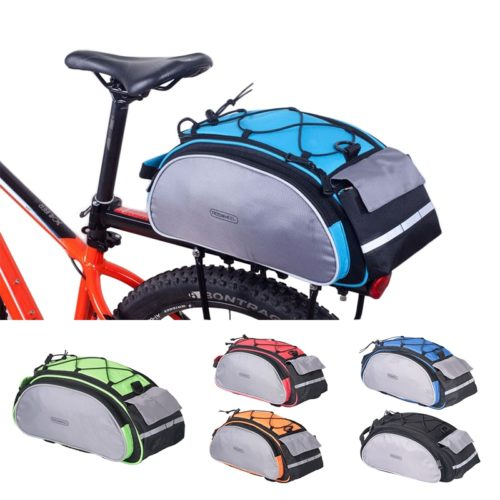 Bike Trunk Bag Pannier Pouch