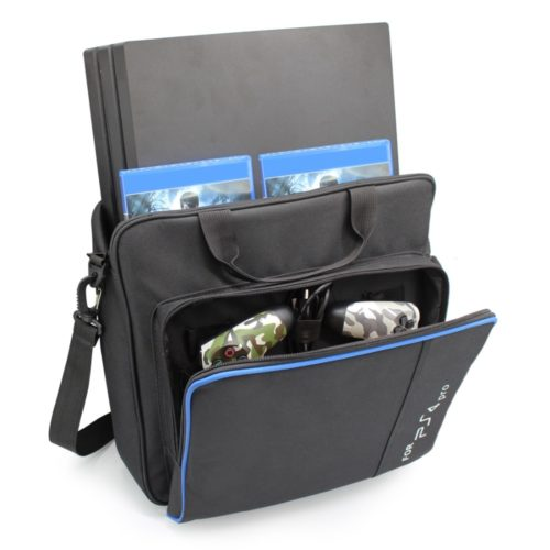 PS4 Carrying Case Travel Handbag