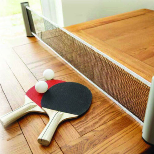 Retractable Table Tennis Net Post