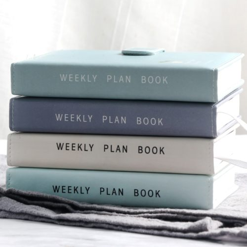 Weekly Diary Planner Notebook