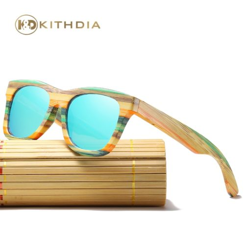 Bamboo Sunglasses Polarized Lenses