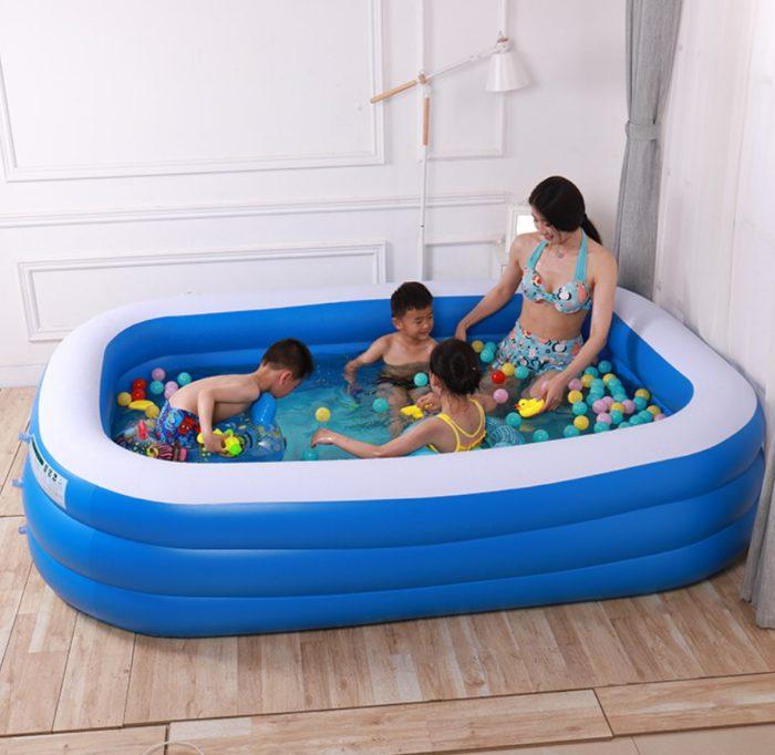 Inflatable Paddling Pool Swimming Pool