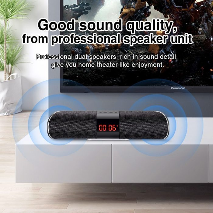 Bluetooth Speaker With Mic Wireless Device