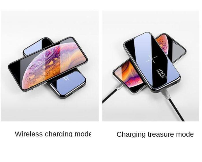 Portable Wireless Power Bank