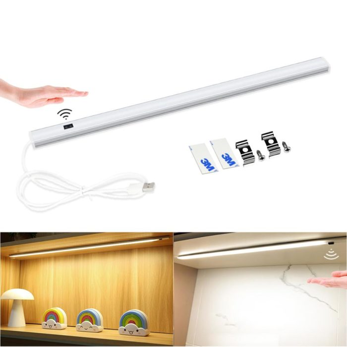 Wardrobe Lights with Sensor