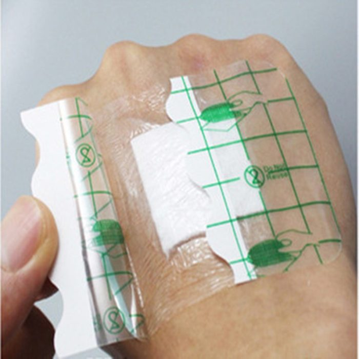 Waterproof Bandage Self-Adhesive (10Pcs)