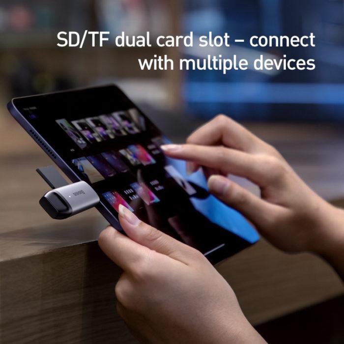 Card Reader USB OTG Adapter