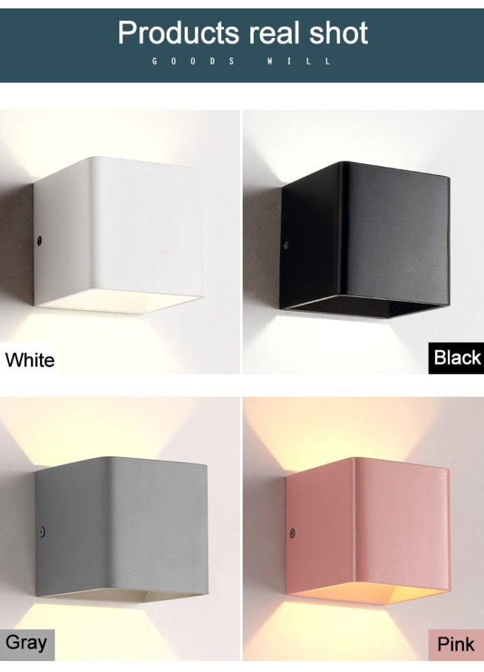 Wall Sconce Lighting LED Lamp