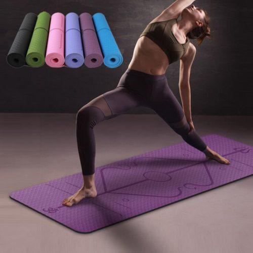 TPE Yoga Mat Non-Slip Mat