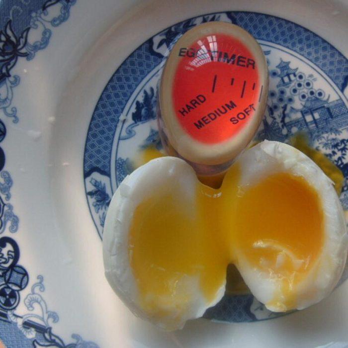 Boiled Egg Timer Color-Changing Timer