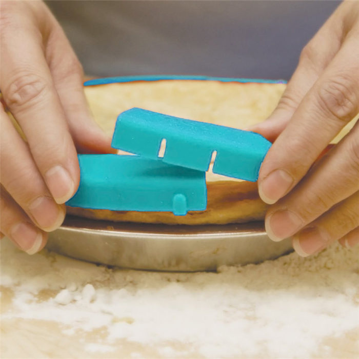 Pie Shield Silicone Baking Tool