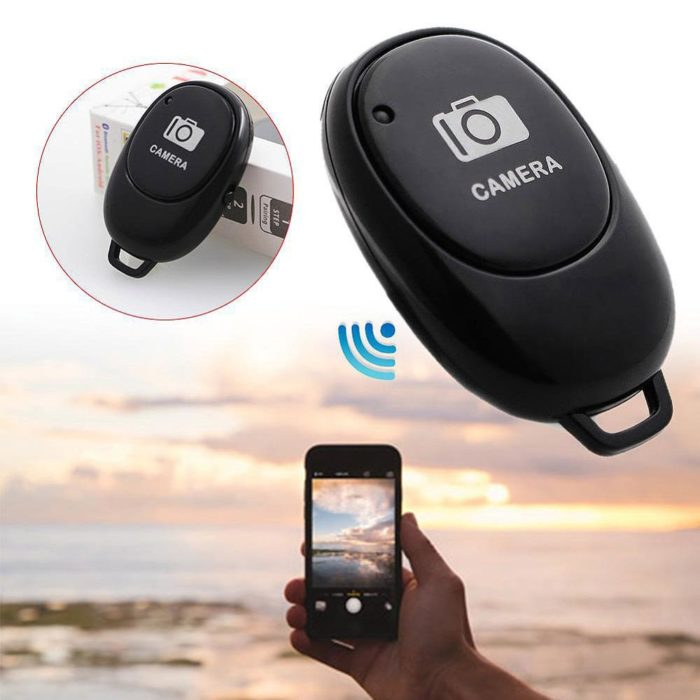 Bluetooth Remote Shutter for iOS and Android