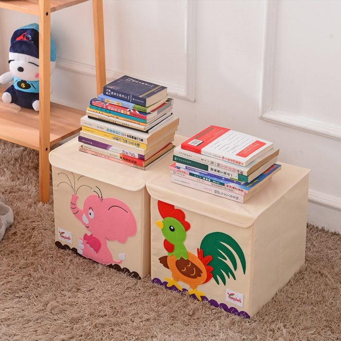 Kids Storage Box Foldable Container Box