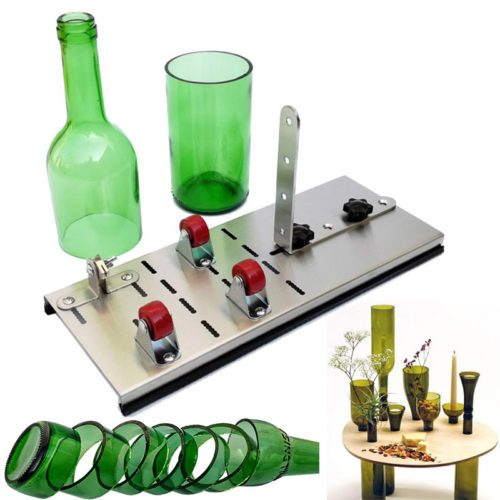 Glass Bottle Cutter DIY Cutting Tool