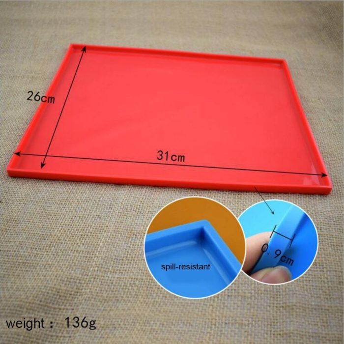 Silicone Oven Mat Non-Slip Pad