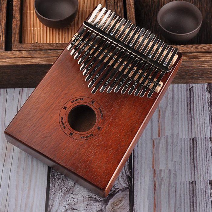 Kalimba Thumb Piano 17-Key Instrument