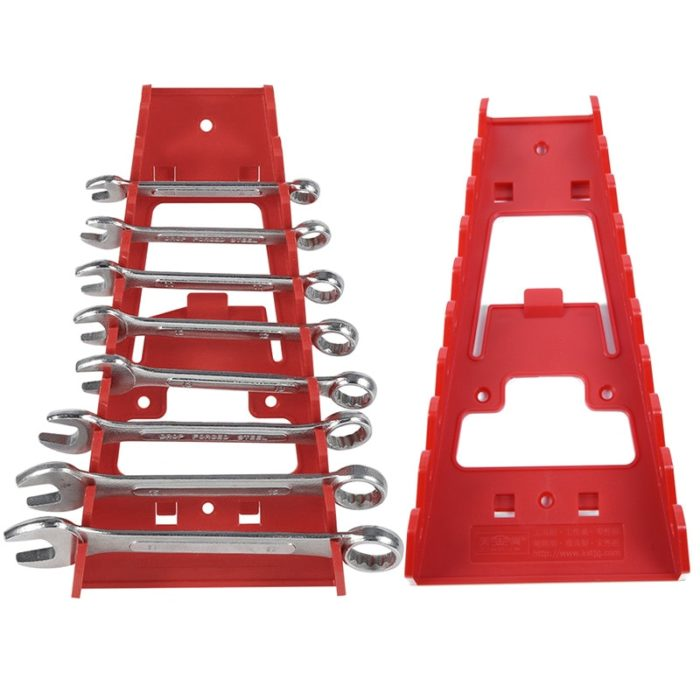 Wrench Holder 9-Slot Wall Mount Organizer