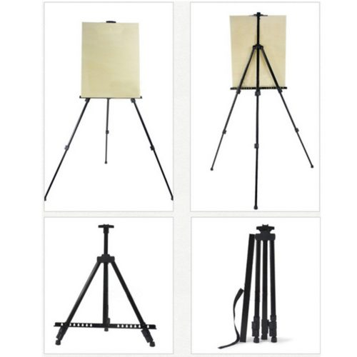 Canvas Painting Stand with Storage Bag