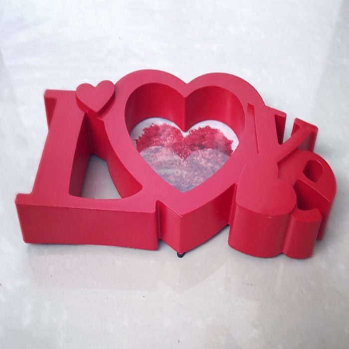Love Photo Frame Creative Photo Decoration