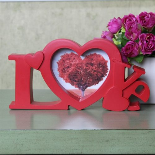 Love Photo Frame Creative Photo Decoration