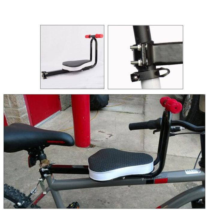 Toddler Bike Seat Front Detachable Chair