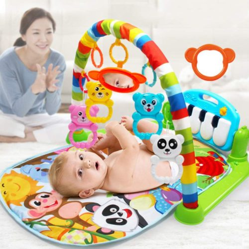 Piano Play Mat Baby Educational Carpet