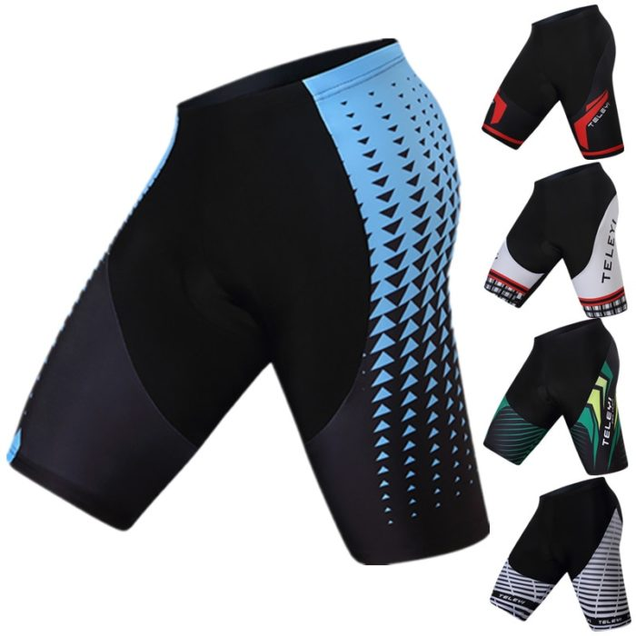Padded Biking Shorts Unisex Sportswear