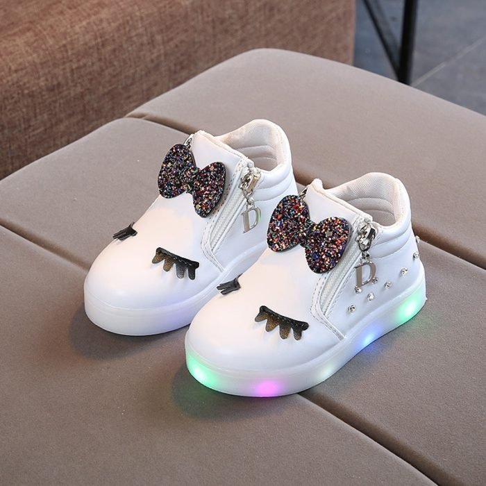 Girls Light Up Shoes for Kids