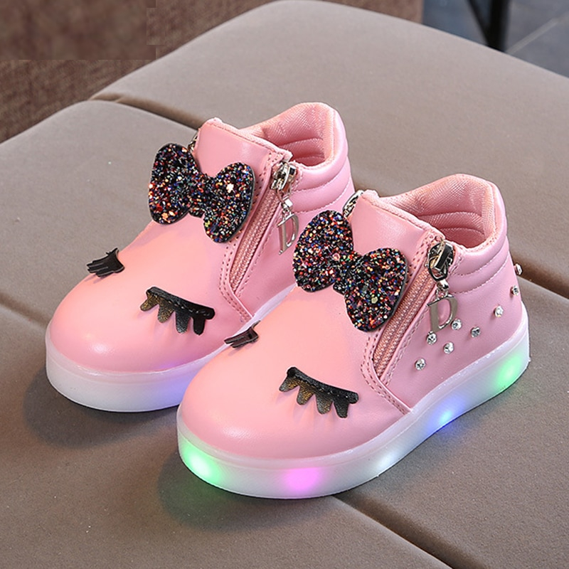 Girls Light Up Shoes for Kids - Life