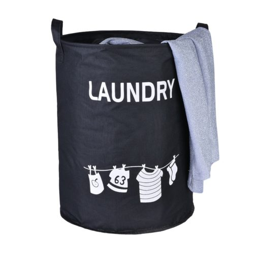 Cloth Laundry Basket Foldable Hamper