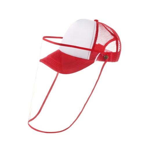 Baby Face Shield Bucket Hat