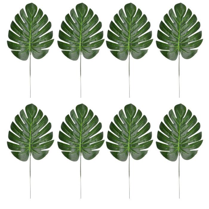 Leaf Decorations Artificial Leaves (10Pcs.)