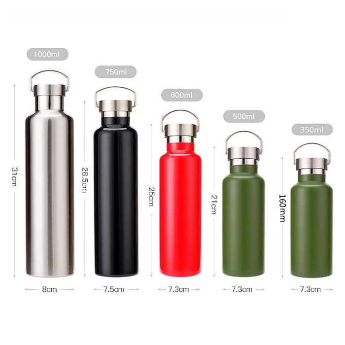Thermal Water Bottle Stainless Flask