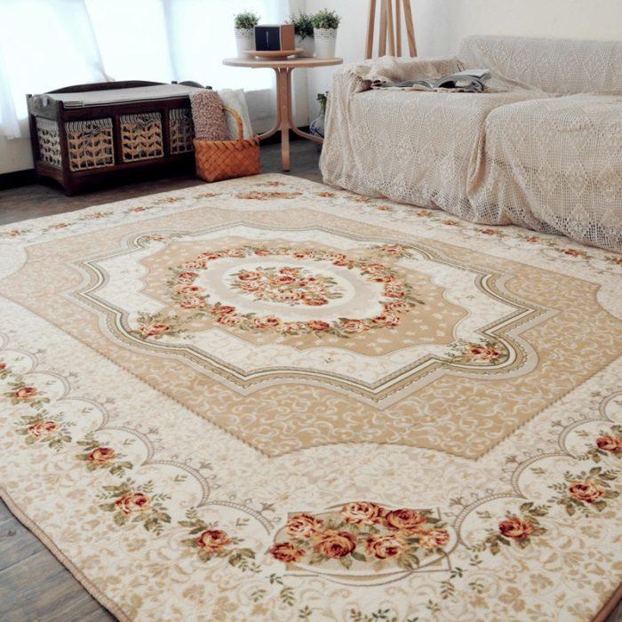 Living Room Carpet Non-Slip Mat