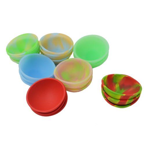 Silicone Bowls Reusable Bowls (20pcs)