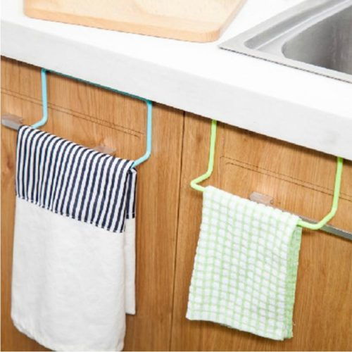 Dish Towel Holder Plastic Rack
