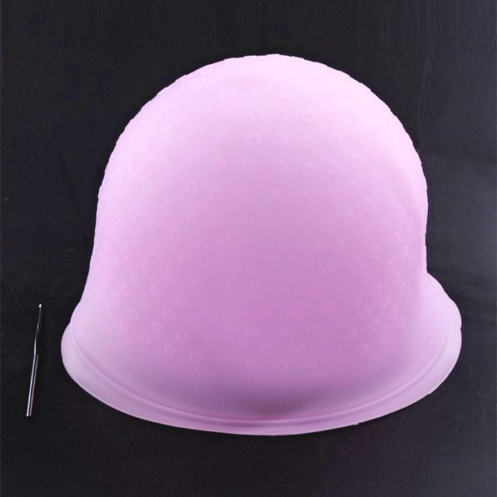 Hair Coloring Cap Reusable Dyeing Tool